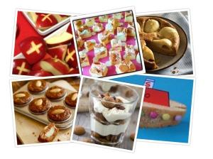 Snacken met Sinterklaas
