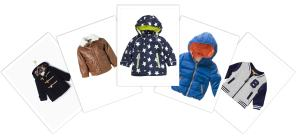 5 favoriete baby jongens winterjassen