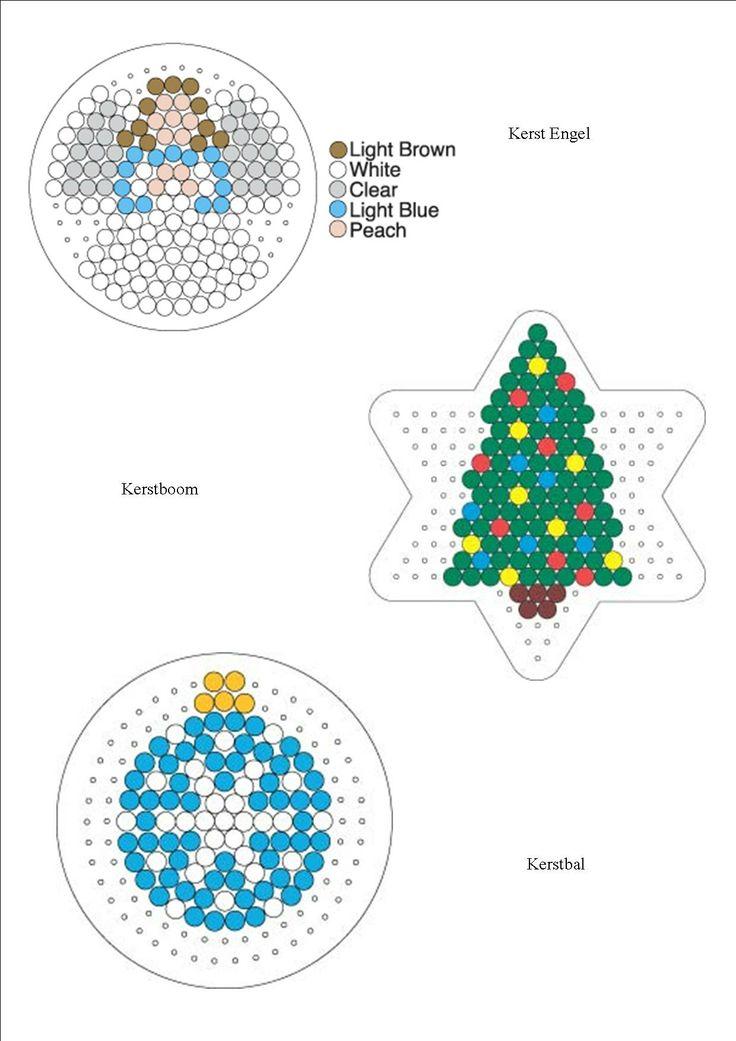 9 strijkkraaltjes kerstboom