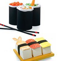 surprise sushi
